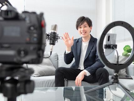 YouTuber(動画配信者)向け動画編集サービス